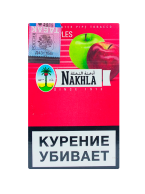 ТАБАК NAKHLA - TWO APPLES (ДВА ЯБЛОКА) 50 Г
