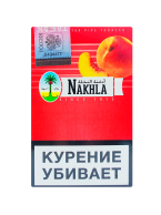 ТАБАК NAKHLA - PEACH (ПЕРСИК) 50 Г