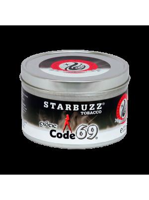 КУПИТЬ ТАБАК ДЛЯ КАЛЬЯНА STARBUZZ - CODE 69 (КОД 69) 100 Г
